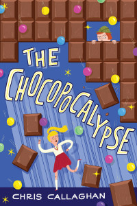 Chocopocalypse, Great Chocoplot, Chris Callaghan, chocolate