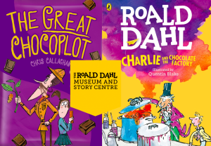 The Great Chocoplot comes to the Roald Dahl Museum
