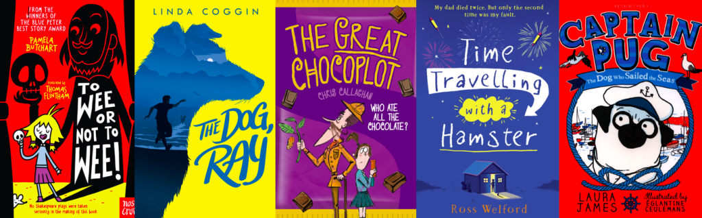 The Great Chocoplot Worcestershire Awesomest Book