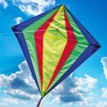 Oooooo, a kite!