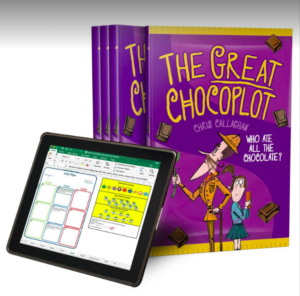 The Great Chocoplot, Unit Plans, Year 4, The Training Space, Jane Considine