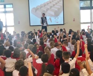 The Great Chocoplot, Chris Callaghan, London schools, Chocopocalypse