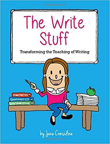 The Write Stuff, Jane Considine, The Great Chocoplot, Chris Callaghan
